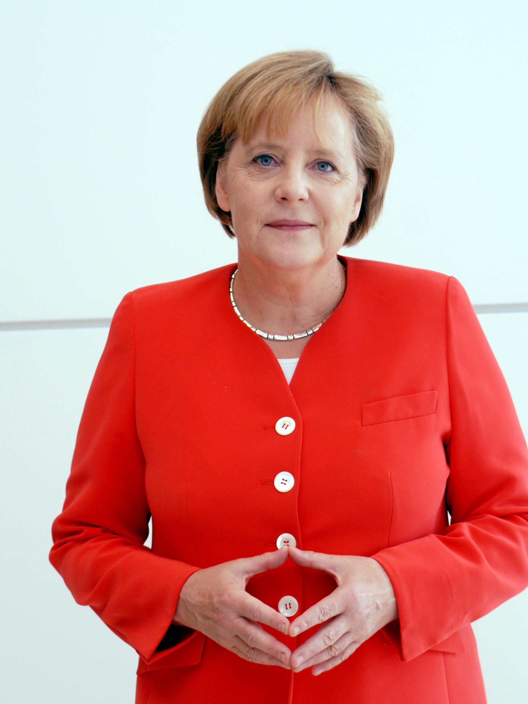Angela Merkel (Foto: Armin Linnartz, CC: by-sa)
